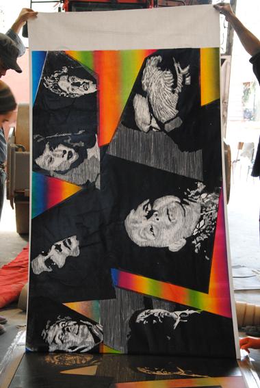 arthur poutignat    artiste plasticien
